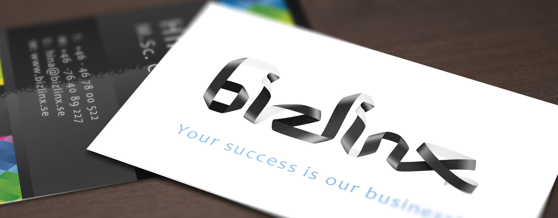 Latest designs: Logotype for Bizlinx