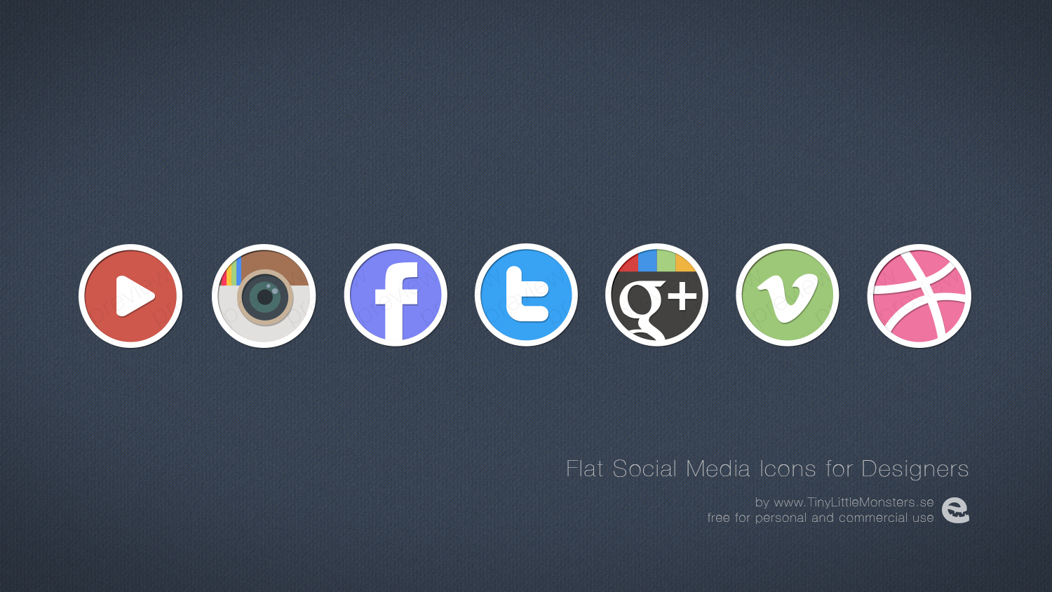 Back Icon Flat Free Flat Social Media Icons
