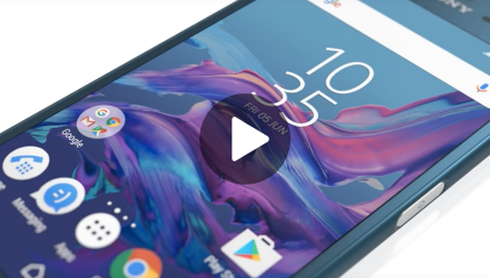 Promo Video for Xperia's Android Nougat Update