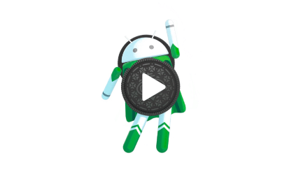 Promo Video for Xperia's Android Oreo Update